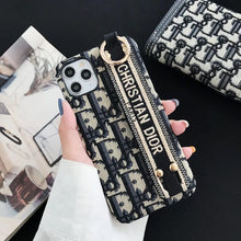 Load image into Gallery viewer, Dior Paris France Christian Dior Case For Apple Iphone 12 Pro Max Mini 11 X Xr Xs 7 8 SE