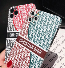 Load image into Gallery viewer, Luxury Paris France Christian Dior Case For Apple Iphone 11 Pro Max SE X Xr Xs 7 8