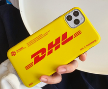 Load image into Gallery viewer, DHL Wpx Express Delivery Case For Apple Iphone 11 Pro Max SE X Xr Xs 7 8