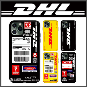 DHL Wpx Express Delivery Case For Apple Iphone 11 Pro Max SE X Xr Xs 7 8