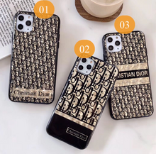 Load image into Gallery viewer, Christian Dior Cover Case For Apple Iphone 12 Pro Max Mini 11 SE X Xr Xs 7 8