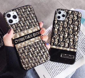 Christian Dior Cover Case For Apple Iphone 12 Pro Max Mini 11 SE X Xr Xs 7 8