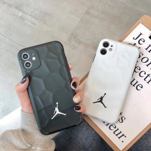 Jordan 23 Flyman Case For Apple Iphone 12 Pro Max Mini 11 SE 7 8 X Xr Xs