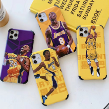 Load image into Gallery viewer, Kobe Bryant NBA Lakers 24 Case For Apple Iphone 12 Pro Max Mini 11 SE 7 8 X