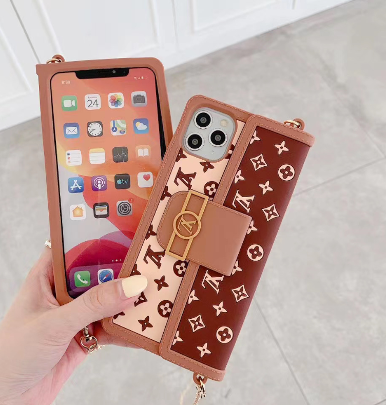 Luxury Paris France Louis Vuitton Handbag Bag Case For Apple Iphone 11 Pro Max SE Xr Xs X 7 8