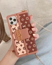 Load image into Gallery viewer, Luxury Paris France Louis Vuitton Handbag Bag Case For Apple Iphone 11 Pro Max SE Xr Xs X 7 8