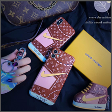 Load image into Gallery viewer, Paris France Louis Vuitton LV Nike Air Case For Apple Iphone 11 Pro Max Xr Xs X 7 8