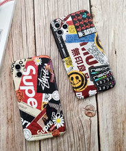 Load image into Gallery viewer, Supreme Comme Des Garcons Japan Case For Apple Iphone 11 Pro Max SE Xr Xs X 7 8