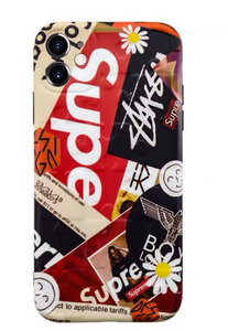 Supreme Comme Des Garcons Japan Case For Apple Iphone 11 Pro Max SE Xr Xs X 7 8