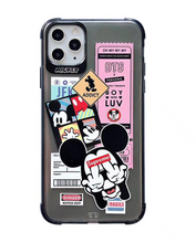 Load image into Gallery viewer, Supreme Mickey Disney Case For Apple Iphone 11 Pro Max SE X Xr Xs 7 8