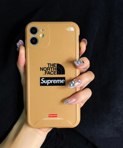 Supreme The North Face Case For Apple Iphone 12 Pro Max Mini 11 SE X 7 8