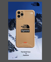 Load image into Gallery viewer, Supreme The North Face Case For Apple Iphone 12 Pro Max Mini 11 SE X 7 8