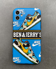Load image into Gallery viewer, Luxury Nike Air Ben & Jerry's Case For Apple Iphone 11 Pro Max SE X Xr Xs 7 8