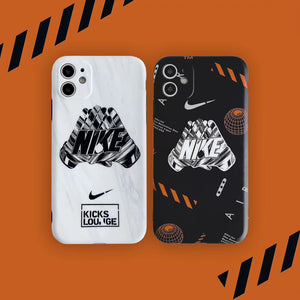 Luxury Sport Nike Air Case For Apple Iphone 12 Pro Max SE 11 X Xr Xs 7 8