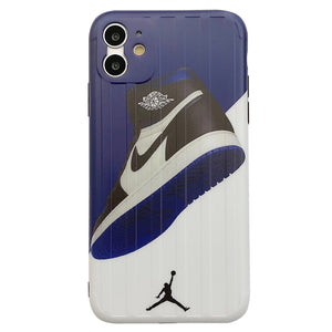 Nike Air Jordan Sneakers Case For Apple Iphone 12 Pro Max SE 11 X Xr Xs 7 8