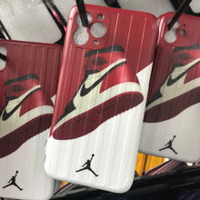 Load image into Gallery viewer, Nike Air Jordan Sneakers Case For Apple Iphone 12 Pro Max SE 11 X Xr Xs 7 8