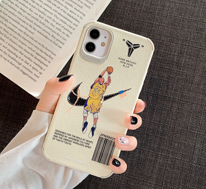 Kobe Bryant Black Mamba Nike Air Case For Apple Iphone 11 Pro Max SE X Xr Xs 6 7 8