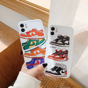 Luxury Sport Nike Air Sneakers Cover Case For Apple Iphone 11 Pro Max SE X Xr Xs 6 7 8