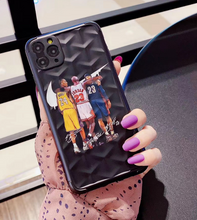 Load image into Gallery viewer, Kobe Bryant Jordan NBA Nike Air Case For Apple Iphone 11 Pro Max SE X Xr Xs 6 7 8