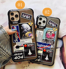 Load image into Gallery viewer, Supreme Nasa Cover Case For Apple Iphone 11 Pro Max SE X Xr Xs 7 8