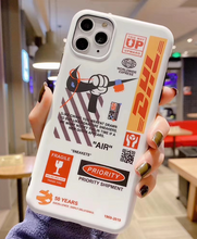 Load image into Gallery viewer, Supreme Nike Air Off White DHL Case For Apple Iphone 11 Pro Max SE Xr Xs X 6 7 8