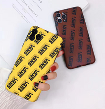 Load image into Gallery viewer, Vans Off The Wall Skateboard Cover Case For Apple Iphone 11 Pro Max SE X Xr Xs 7 8
