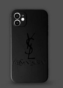 YSL Yves Saint Laurent Case For Apple Iphone 12 Pro Max 11 Xr Xs X 7 8