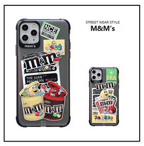 m&m's M&M's Chocolate Peanuts Case For Apple Iphone 11 Pro Max SE X Xr Xs 7 8