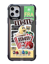 Load image into Gallery viewer, m&m's M&M's Chocolate Peanuts Case For Apple Iphone 11 Pro Max SE X Xr Xs 7 8