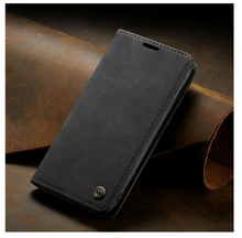 Load image into Gallery viewer, Flip Cover Card Slot Wallet Folio Case For Samsung Galaxy S20 S20 Ultra S10 S9 S8