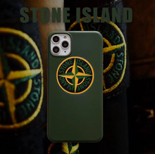 Load image into Gallery viewer, Italy Stone Island Case For Apple Iphone 11 Pro Max SE X Xr Xs Max 7 8