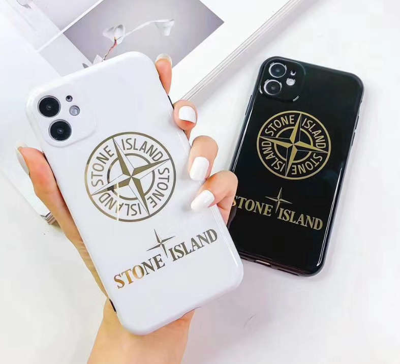 Italy Stone Island Case For Apple Iphone 11 Pro Max SE X Xr Xs Max ...