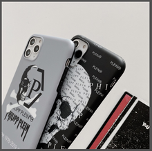 Load image into Gallery viewer, Japan Philipp Plein Skull Case Apple Iphone 11 Pro Max X Xr Xs 6 7 8