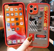 Load image into Gallery viewer, Supreme Nike Adidas Off White DHL Case For Apple Iphone 11 Pro Max SE Xr Xs X 6 7 8