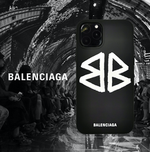 Load image into Gallery viewer, Luxury France Paris Balenciaga Cover Case For Apple Iphone 11 Pro Max X Xr Xs 6 7 8