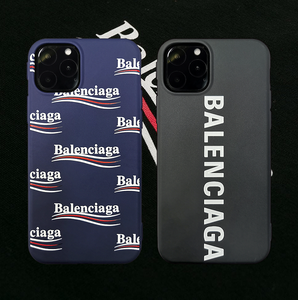 Luxury France Paris Balenciaga Cover Case For Apple Iphone 11 Pro Max X Xr Xs 6 7 8