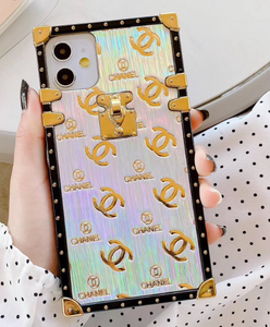 Luxury France Paris Chanel Coco CC Cover Case For Apple Iphone 11 Pro Max SE X Xr Xs 7 8