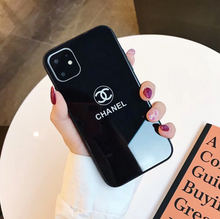Load image into Gallery viewer, Luxury France Paris Chanel Coco CC Cover Case For Apple Iphone 11 Pro Max X Xr Xs 6 7 8