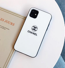 Load image into Gallery viewer, France Paris Chanel Coco CC Cover Case For Apple Iphone 12 Pro Max Mini X Xr Xs 11 7 8