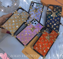 Load image into Gallery viewer, Paris France Louis Vuitton Case For Apple Iphone 12 Pro Max Mini SE Xr Xs X 7 8