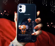Load image into Gallery viewer, Paris Louis Vuitton Kaws Case For Apple Iphone 12 Pro Max Mini SE X Xr Xs 7 8