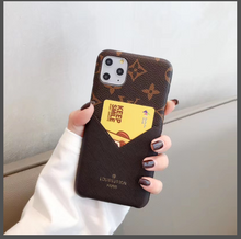 Load image into Gallery viewer, Luxury Paris France Louis Vuitton Case For Apple Iphone 11 Pro Max SE Xr Xs X 7 8