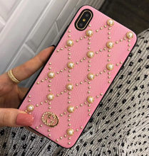 Load image into Gallery viewer, Luxury Italy Gucci GG Bling Cover Case For Apple Iphone 11 Pro Max SE Xr Xs X 6 7 8
