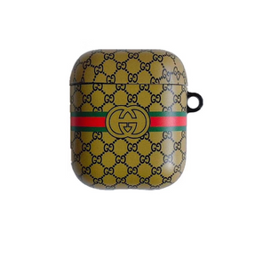 Luxury Italy Gucci Paris France Louis Vuitton Protective Cover Case For Apple Airpods 1 2