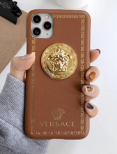 Load image into Gallery viewer, Luxury Italy Gianni Versace Case Apple Iphone 11 Pro Max X Xr Xs 7 8