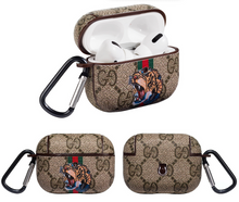 Load image into Gallery viewer, Luxury Italy Milan Gucci Cover Case For Apple Airpods Pro Airpods 3