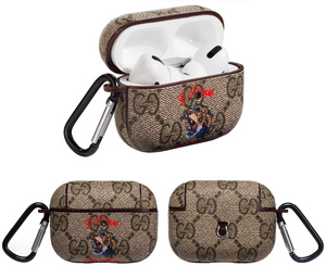 Luxury Italy Milan Gucci Cover Case For Apple Airpods Pro Airpods 3