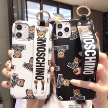 Load image into Gallery viewer, Luxury Italy Milan Moschino Cover Case For Apple Iphone 11 Pro Max Xr Xs X 7 8