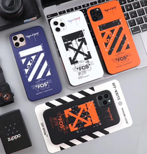 Load image into Gallery viewer, Luxury Italy Milan Off White Virgil Abloh Case For Apple Iphone 11 Pro Max X Xr Xs 6 7 8