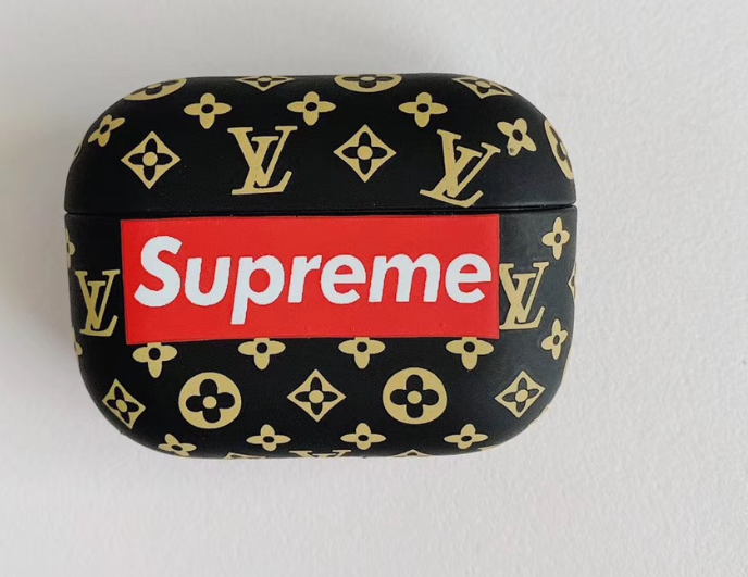 Japan Supreme Louis Vuitton Cover Case For Apple Airpods Airpods